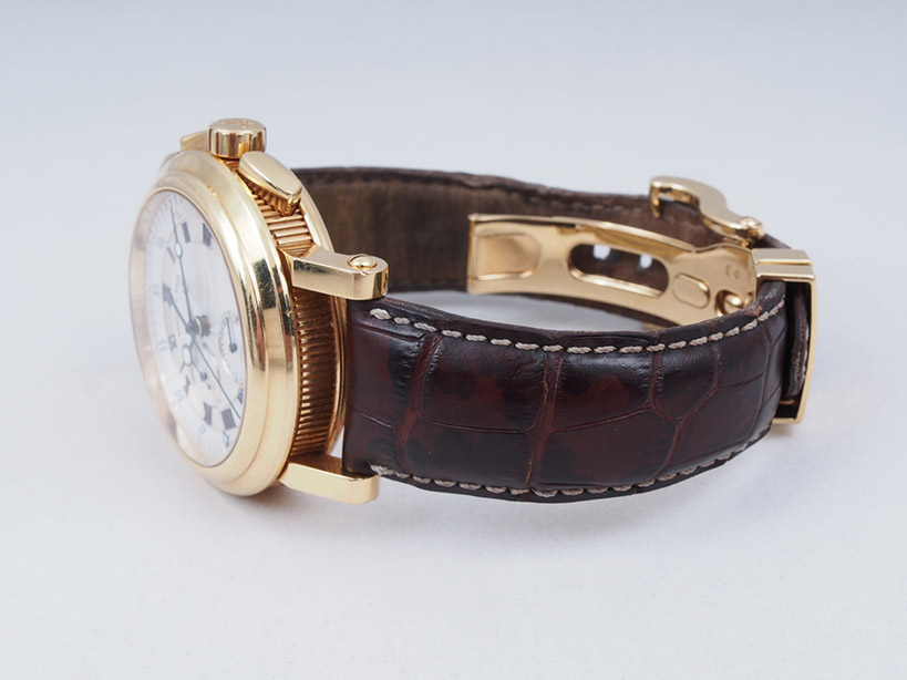 Breguet Marine Chronograph side view