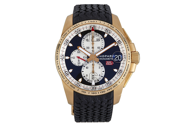 Chopard Limited Edition Mille Miglia Grand Turismo in 18K rose gold - Front