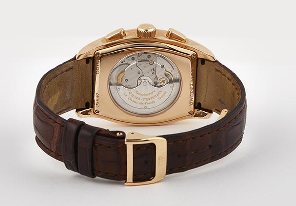 Girard Perregaux Richevelle Chronongraph in 18kt rose gold