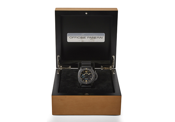 Panerai Luminor Submersible 1950 Power reserve - Box